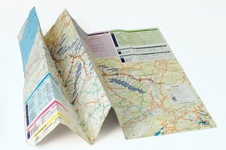 FOLDED-PAPER-MAP