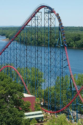 Superman-ride-steel